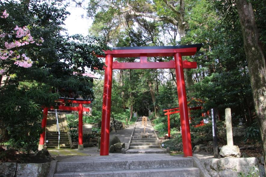 伊豆 白浜神社