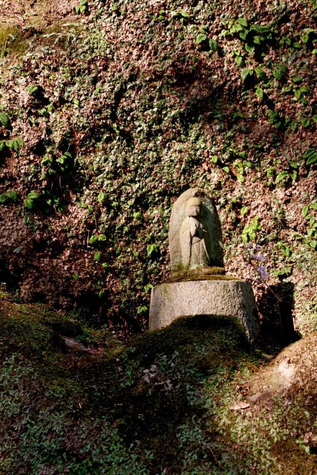 東慶寺のお地蔵さま