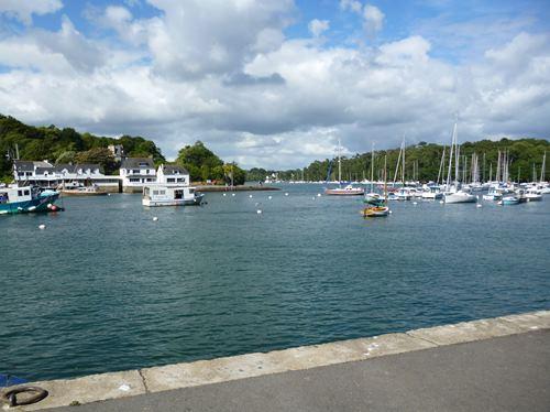 Le port du Bélon