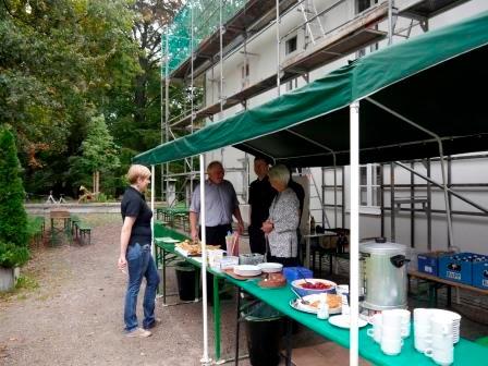 Tag des offenen Denkmals 2014 in der Mohr-Villa, 14.09.2014