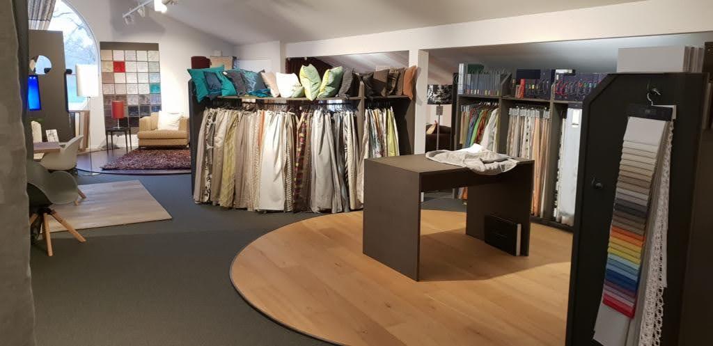 Willkommen in unserem Studio für Raumausstattung in Lilienthal!