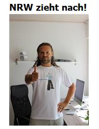 """Armando Sommer für """"Wir sind Altenpflege"""""""