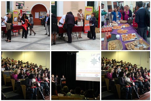Album photo des Journées CLE Formation à Lima - 2014