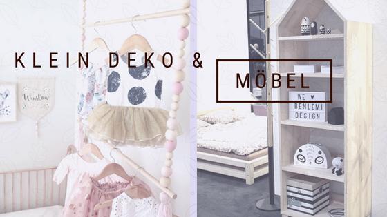 Klein Deko & Möbel