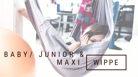 BABY/ JUNIOR & MAXI Wippe