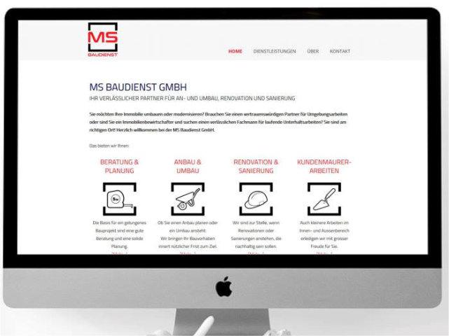 Neuer Web-Auftritt