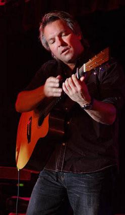 Keith Mack, Acoustic Guitar