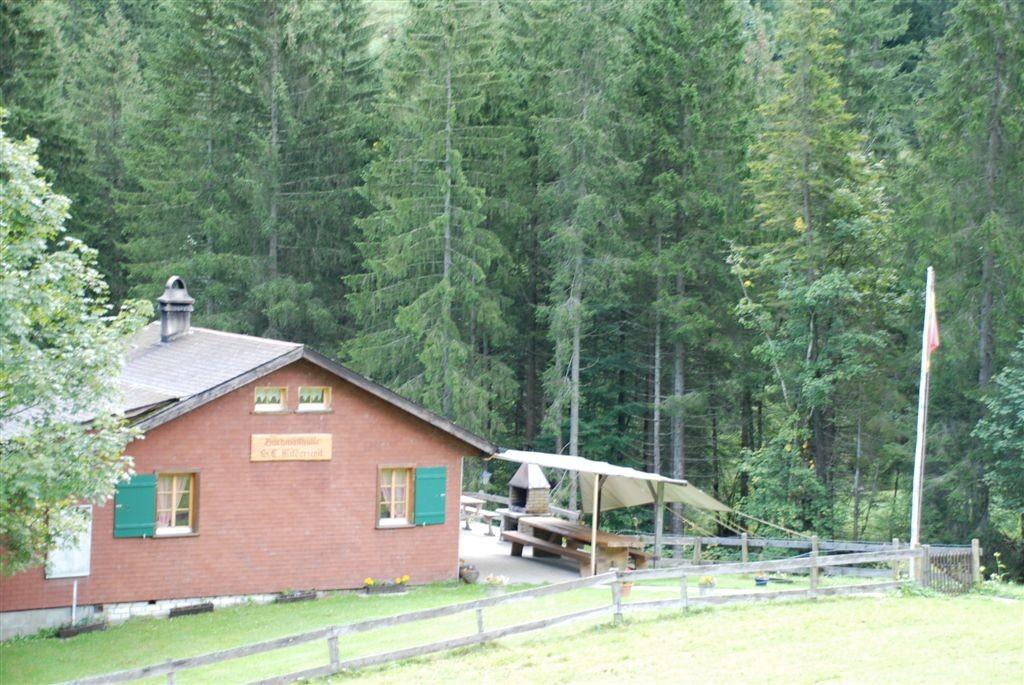 Gruppenhaus Buechmatthütte, Skiclub Wilderswil
