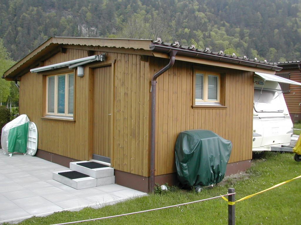 Wohnwagenvorbau