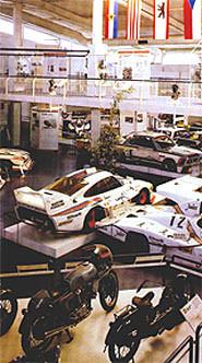 Motorsportmuseum am Motodrom