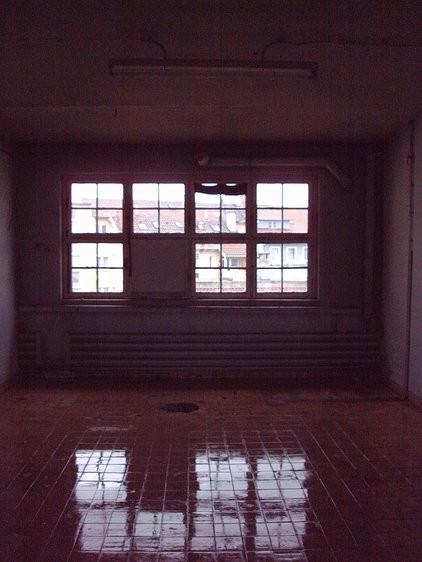 """""""Künstler beleben Räume"""", Gruppenausstellung in der ehemaligen Schokoladen- und Brausefabrik FRIEDEL, Stuttgart-Bad Cannstatt, 2010"""
