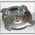 CNC machined flange parts,precision machined metal parts,cnc machined high precision flange