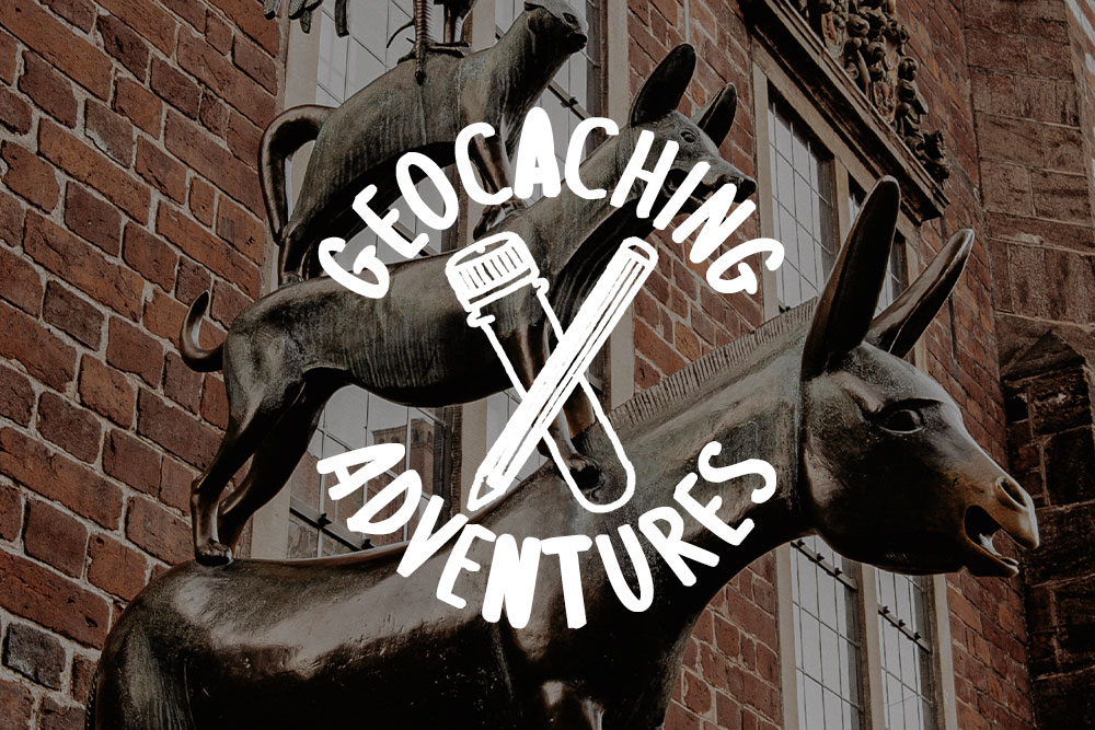 TOP 10 Geocaches in Bremen