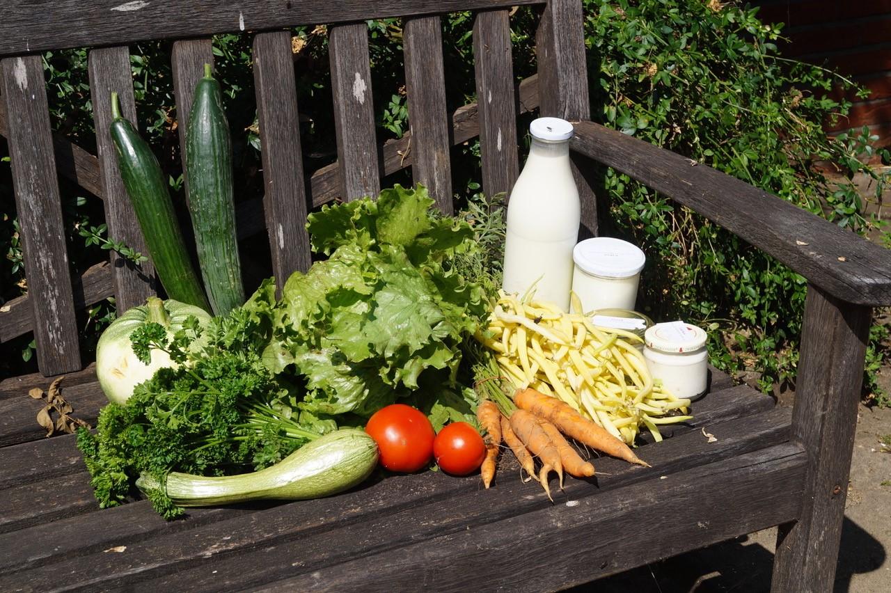 Der Hof EmsAuen - Gesunde Ernährung