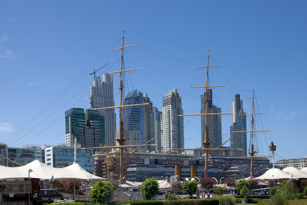 Buenos Aires / Puerto Madero