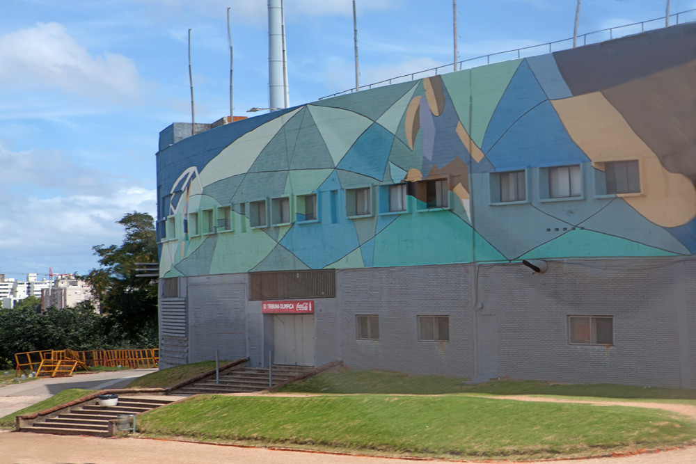 Montevideo (Uruguay) / Stadion
