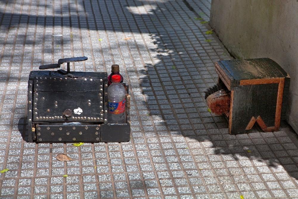 Buenos Aires / Schuhputzer
