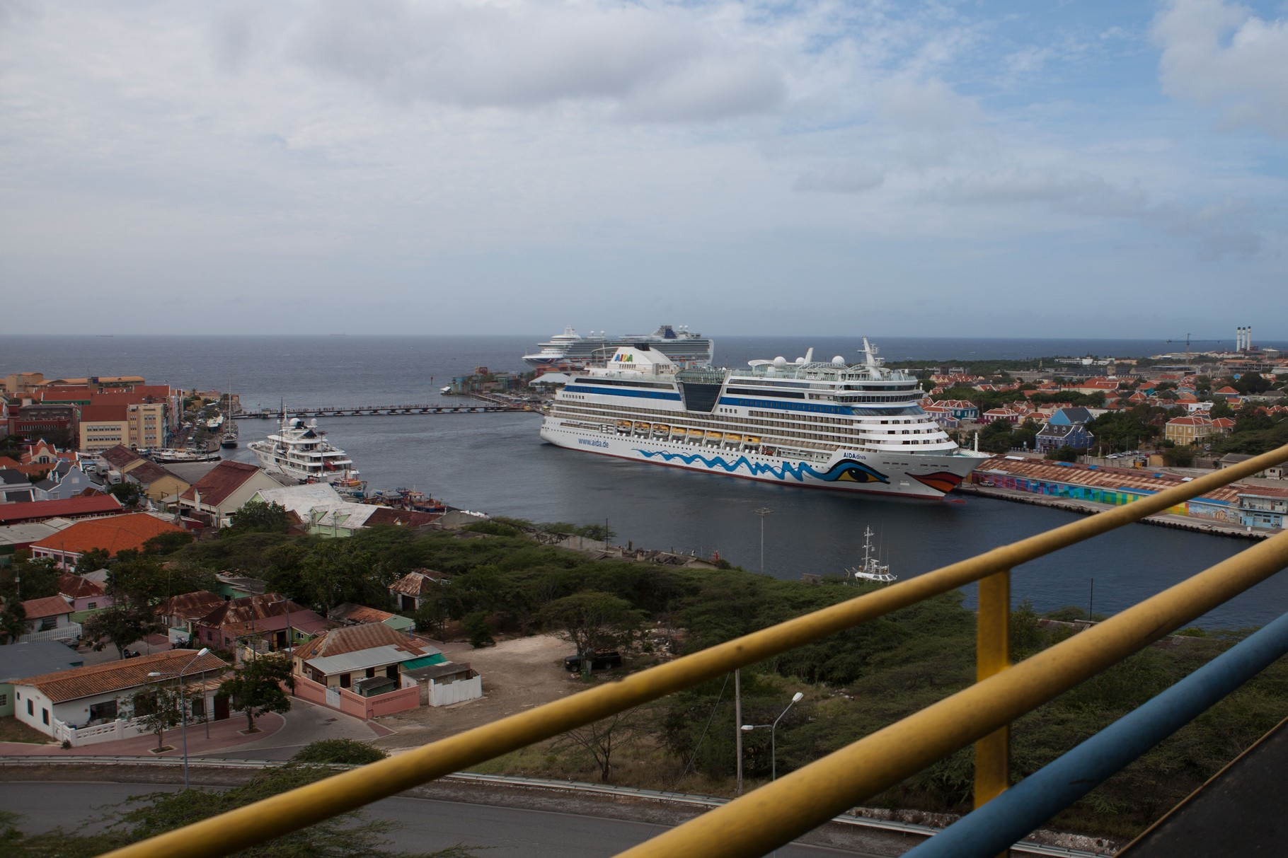 Curaçao AIDAdiva