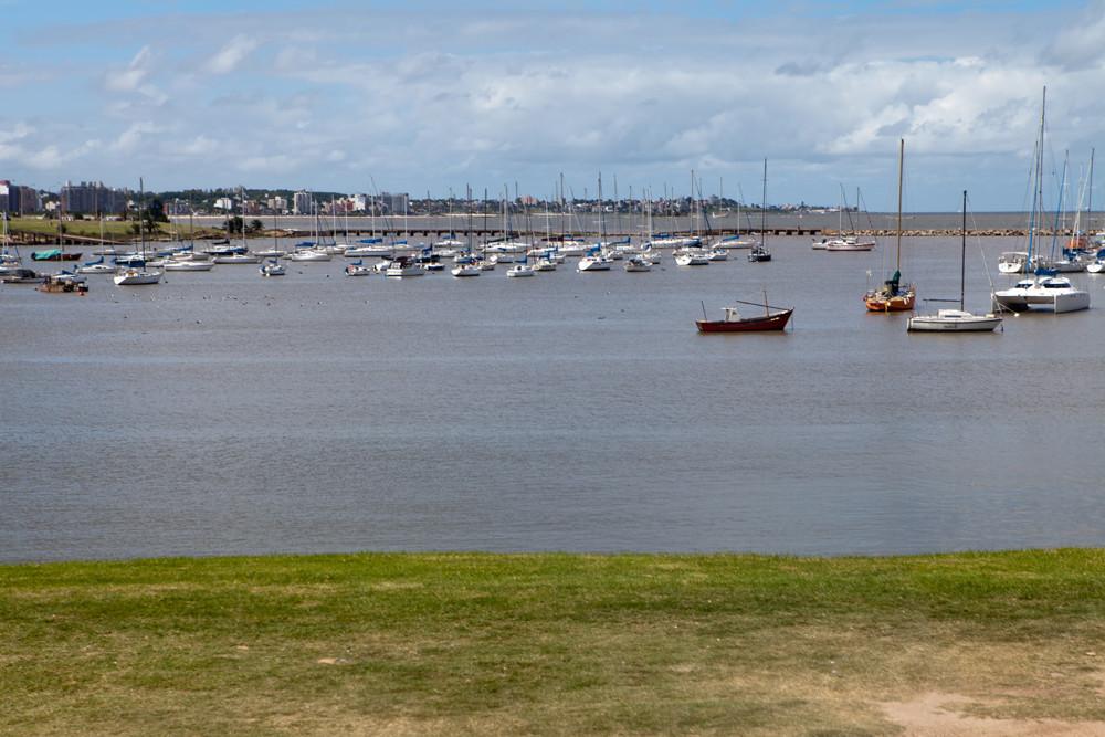 Montevideo (Uruguay) / Yachthafen