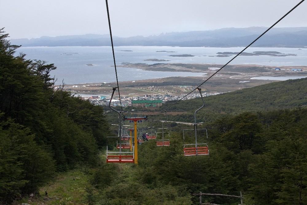 Ushuaia / Wanderung zum Gletscher Marcial