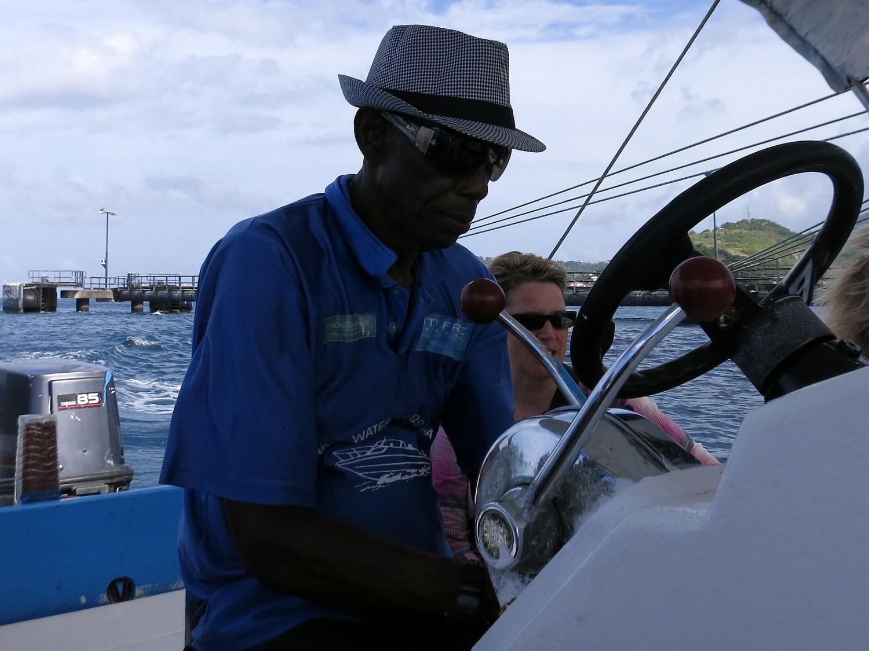 Grenada Wassertaxi