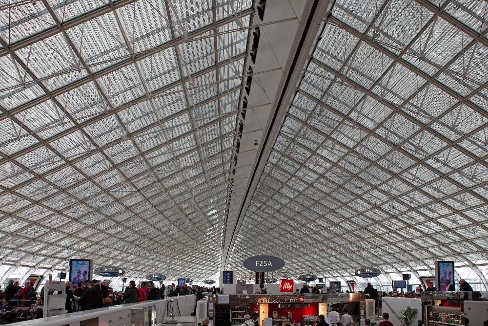 Paris / Flughafen