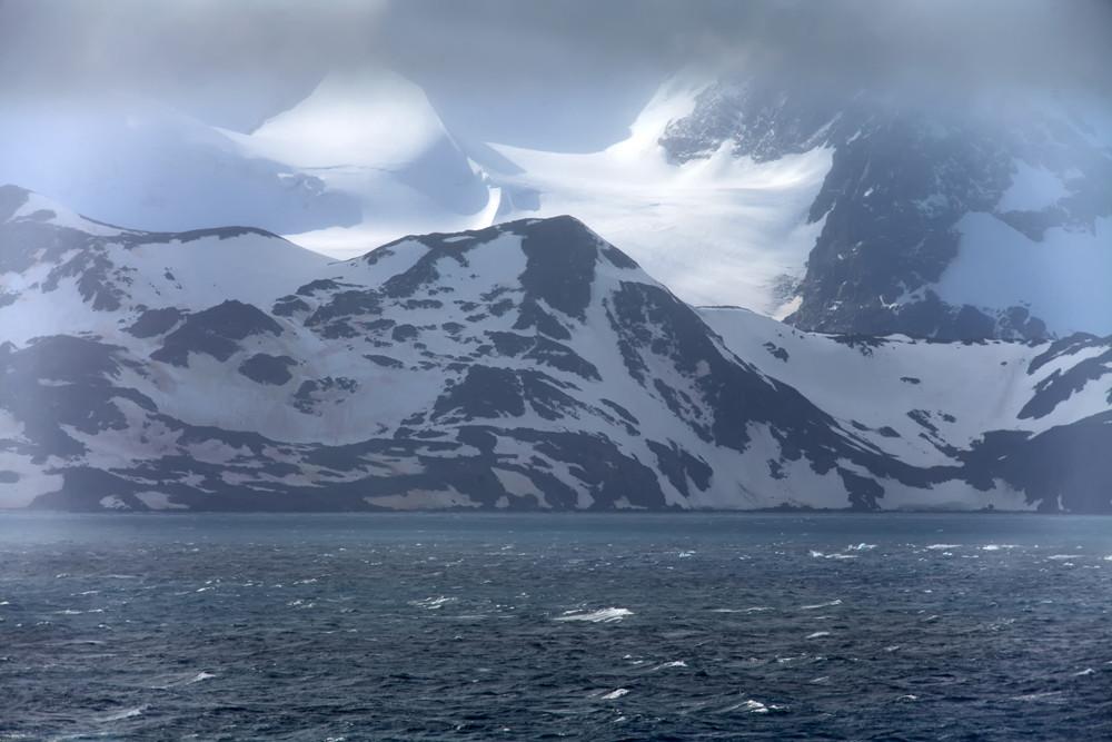 Antarktis / Elephant Island