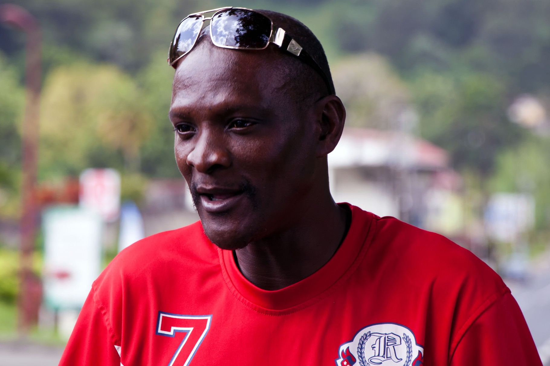 Martinique Mike der Taxifahrer