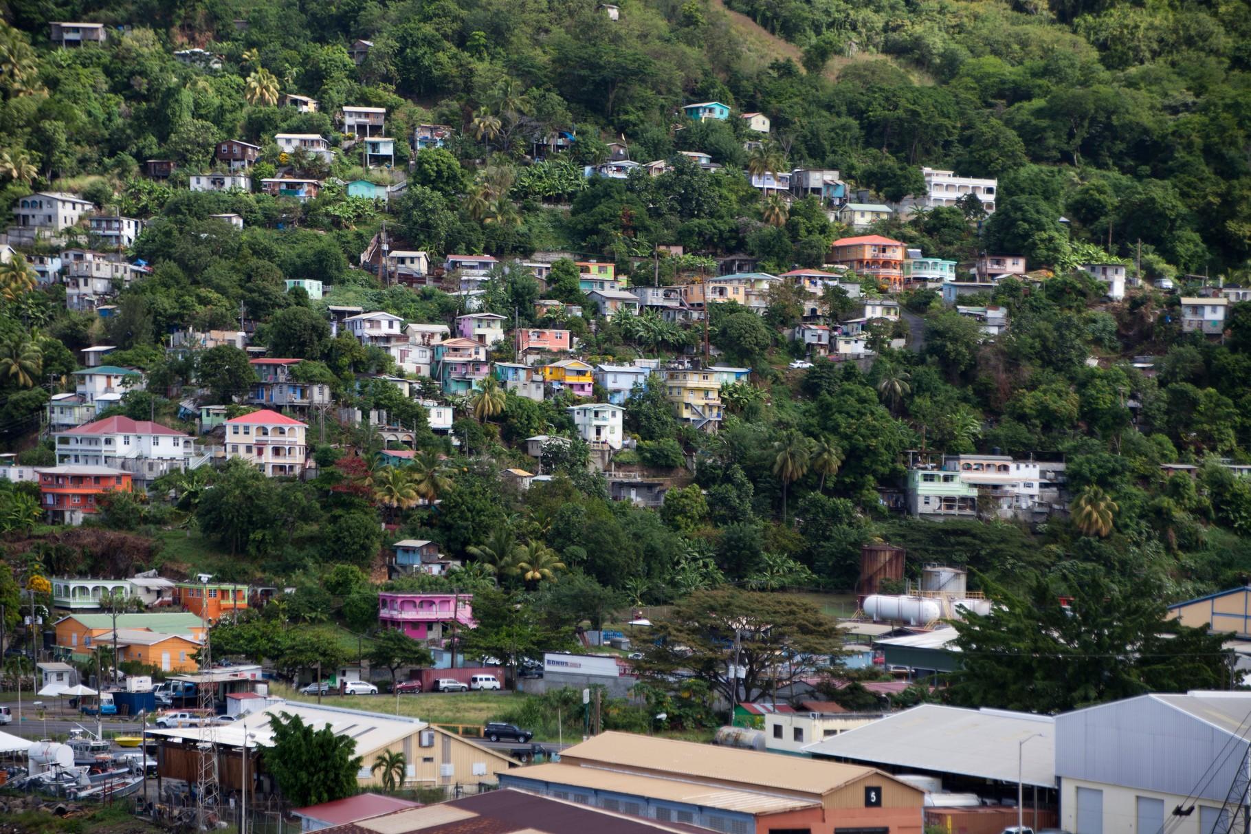 Dominica Roseau