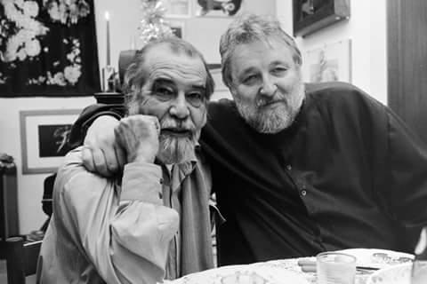 Alberto Korda, il fotografo del Che, con Gian Butturini