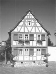 Fachwerkhaus von 1765
