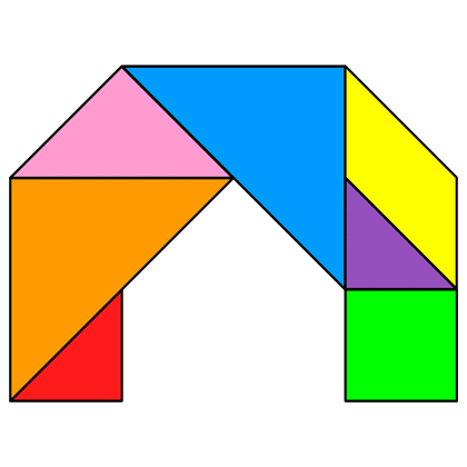 Tangram Igloo