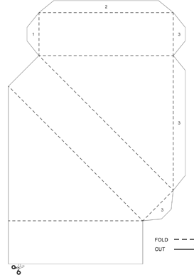 3D Tangram Template - www.tangram-channel.com