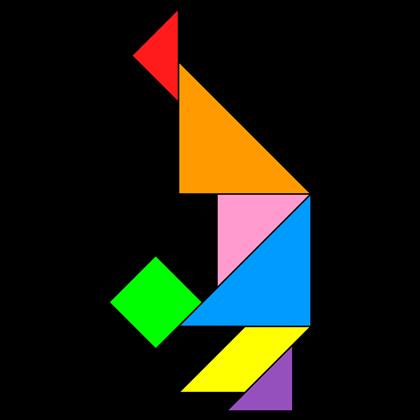 Tangram Acrobat 2