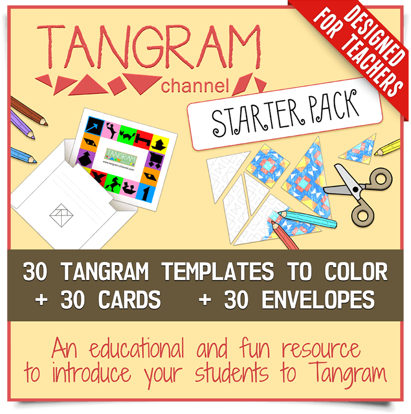Tangram Channel  STARTER PACK - Picture 02 - www.tangram-channel.com