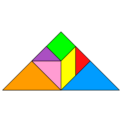 Tangram Triangle