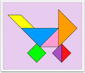 Tangram solutions - Miscellaneous - www.tangram-channel.com