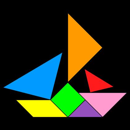 Tangram Ship