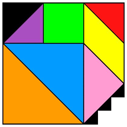 Tangram Cube