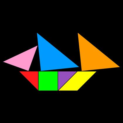 Tangram Ketch