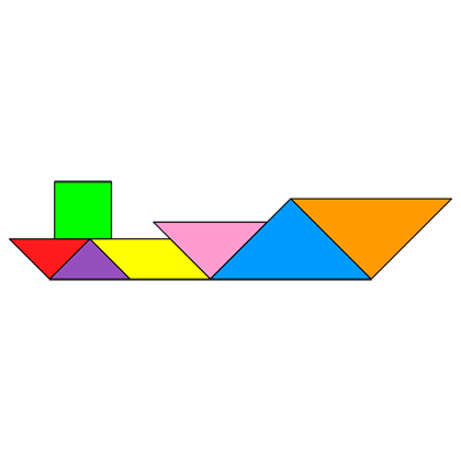 Tangram Supertanker