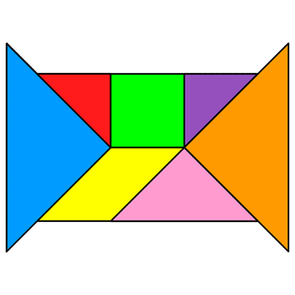 Tangram Octagon