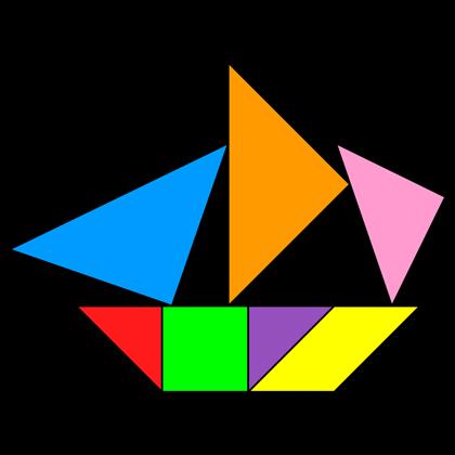 Tangram Frigate