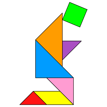 Tangram Prayer