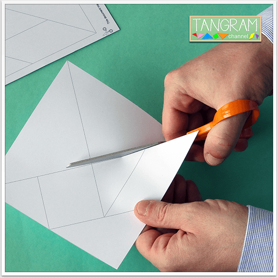 Two Printable Tangram Puzzles - Picture #4 - www.tangram-channel.com