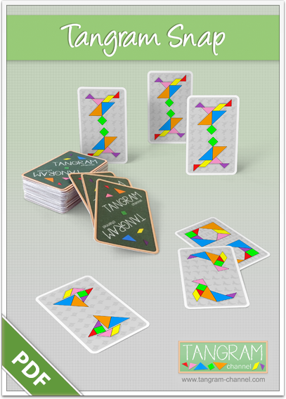 Tangram Snap Card Game - free Download - www.tangram-channel.com