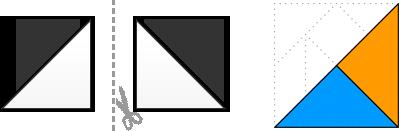 Tangram & Geometry - Figure #9 - www.tangram-channel.com