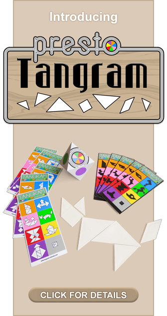 Tangrams to cut out - Providing teachers and pupils with