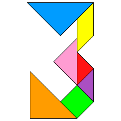 Tangram Three