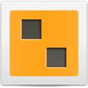 Tangram Two Squares